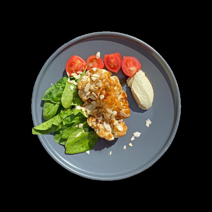 Стейк Салат из Цветной капусты