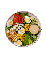 Кобб салат с курицей гриль
